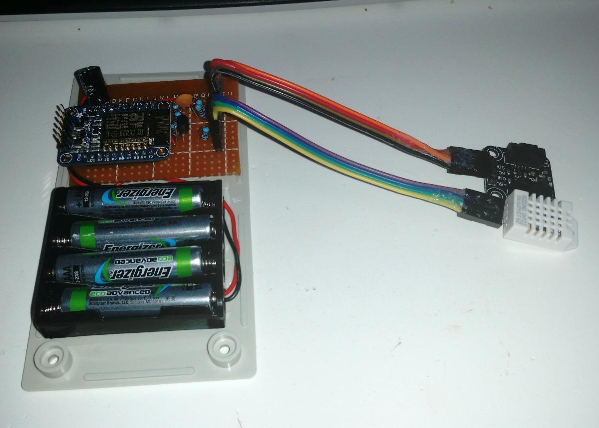 Reducing WiFi power consumption on ESP8266, part 1